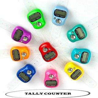Finger Watch Tally Counter