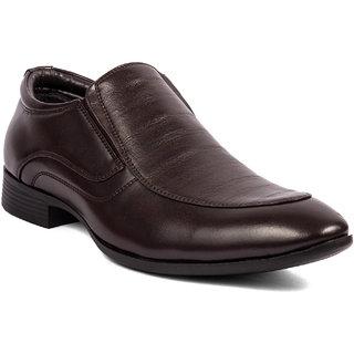 Bata Mens Brown Formal Shoe