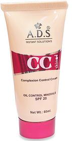 Ads CC Skin Complexion Control Cream(SPF-20)