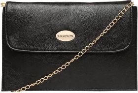 Black Color Fashion Sling Bag Trendy Casual Shoulder Bags Cross Body bag For Girls Women