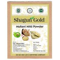 Shagun Gold 100 Natural Multani Mitti Powder 100g x 2