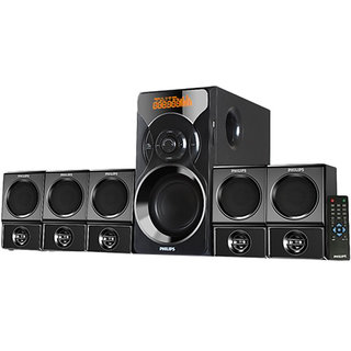 Philips SPA6700B 5.1 Speaker System