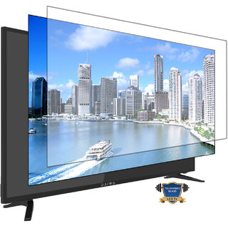 Daiwa D32C4GL 32 inches(81.28 cm) HD Ready Standard LED TV with Bluetooth Toughened Glass