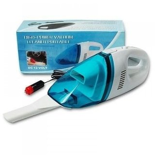Car Vacuum Cleaner- 12 V (Dust Cleaning)