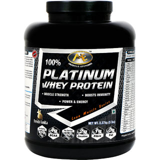 Muscle Epitome Platinum Whey Protein