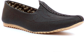 Anapple Men's Brown Casual Loafers