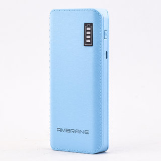 Ambrane Power Bank P-1133 12500mAh Blue