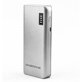 Ambrane Power Bank P-1133 12500mAh Silver
