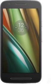 Moto E3 Power 16Gb /Excellent Condition/Certified Pre-Owned (6 Months Seller Warranty), Black