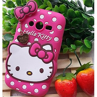 online store 7caf6 eb4fd Dream2Cool Hello Kitty Designer Case Back Cover For Samsung Galaxy J7 Prime
