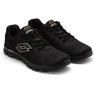 Lotto Men'S Vertigo Blk Sports Shoes