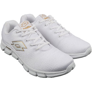 f94c56723cf Buy Lotto Men S Vertigo White Sports Shoes Online - Get 68% Off