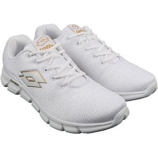 Lotto Men'S Vertigo White Sports Shoes