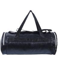 Dee Mannequin Black Leather Rite Gym Bag