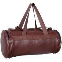 Dee Mannequin Antique Leatherite Gym Bag