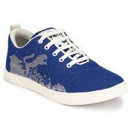Lavista Men's Blue Casual Shoe