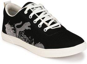 Lavista Men's Black Casual Shoe
