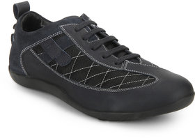 Red Chief Men'S Blue Casual Leather Shoe Rc3456 002