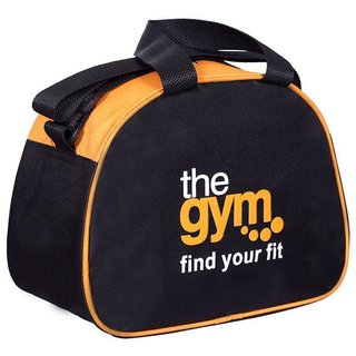 Dee Mannequin Funky Signature Gym Bag