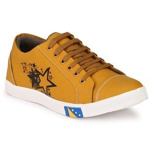Lavista Men's Beige Casual Shoe