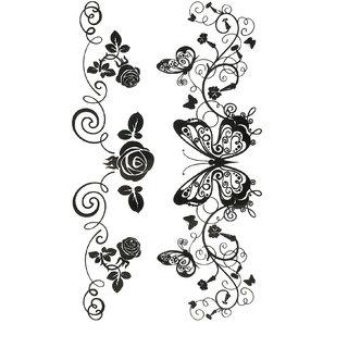 Buy 3d Temporary Tattoo Sticker Butterflies Band Designs For Men