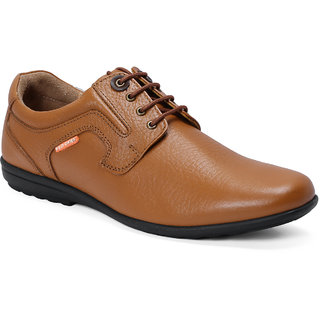 Red Chief Tan Men Formal Leather Shoe RC3511 006
