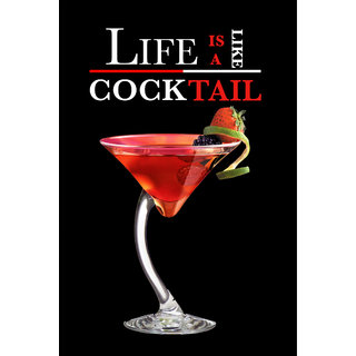 Life Is Like A Cocktail