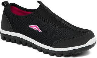 Riya-01 Black Pink Running Shoes