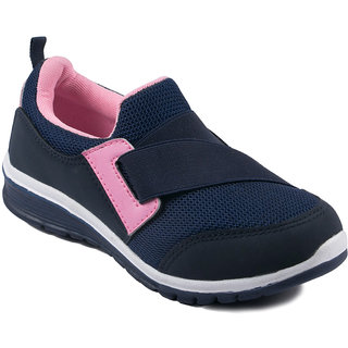 NIMO-13 Navy Pink Running Shoes
