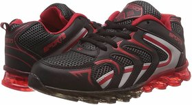 Sports Running Black Red Sports Shoes Casual Shoes Spor