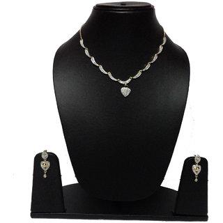 Shreya American Diamond Necklace