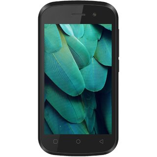 Swipe Konnect Neo 4G (512 MB, 4 GB, Black)