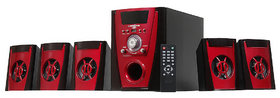 Krisons Polo Red 5.1 Bluetooth Multimedia Home Theater System