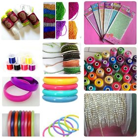 Silk Thread bangles making tool kit