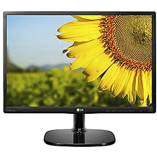 LG 20MP48A-B 49cm (19.29-inch) IPS Led Monitor, Black