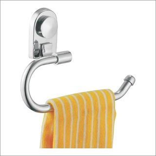Towel Ring 6 inch 1 Bar Towel Rod  (Brass Pack of 1)