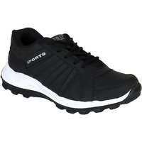 Oricum Footwear Men Black-677 Sports Running Shoes
