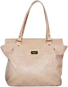 Foax Fashion Ladies Hand-Held Bag(Beige)