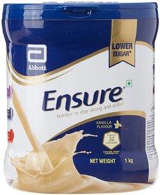 Abbott Ensure Plus Powder Vanilla 1 kg