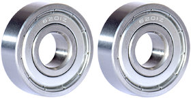 MAA-KU 6201zz best Quality Ball Bearing for Industrial, Automobile  General Purpose.
