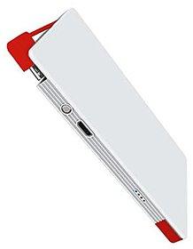Pebble PB44 10000mAh Ultra Slim Polymer Power Bank (White)