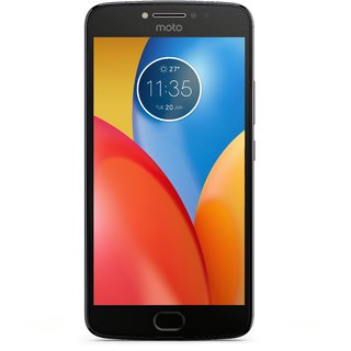 Motorola Moto E4 (2GB/16GB) Iron Gray