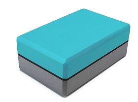 Jubilant Lifestyle Yoga Block For Yoga/ Gym Exercise, F