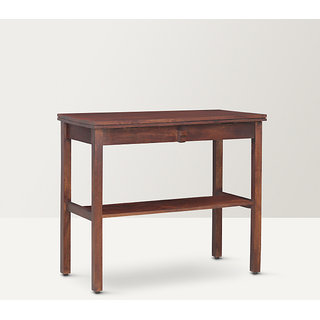 Wood Mania - Bologna study table with one door