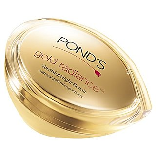 Ponds gold Radiance Night Cream - Youthful (50g)