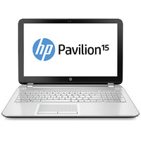 HP Pavilion 15-P077TX Laptop (Intel Core I5/ 8GB/ 1TB/ Win8.1/ 2GB) Snow White