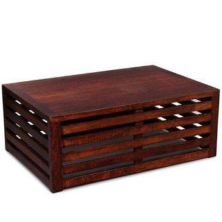 Wood Mania - Reggio Emilia COFFEE TABLE IN MANGO WOOD