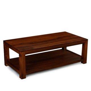Wood Mania - Bergamo coffee table with one shelf