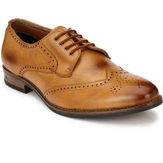Real Blue Men Leather Formal Shoe