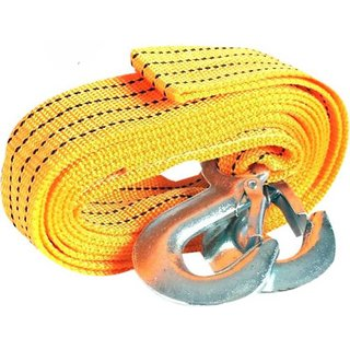Car Auto Towing Tow Rope 4.5 m Towing Cable for Tata Indica Vista